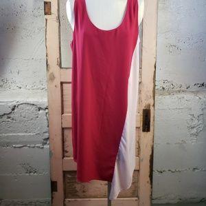 Halogen Midi Dress Size XL